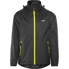 High Colorado Cannes Regenjacke schwarz